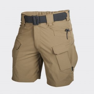 OTS® (Outdoor Tactical Shorts) 8.5'' kurze Hose - Nylon - Mud Brown
