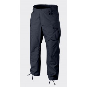 Helikon-Tex® Spodnie SFU Next® (Special Forces Uniform Next) - Ripstop - Navy Blue