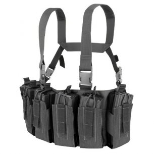 Condor® Barrage Chest Rig (US1051-002) - Black