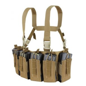 Condor® Barrage Chest Rig (US1051-019) - Brown