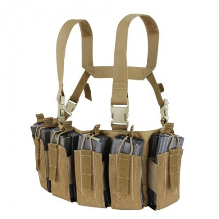 Barrage Chest Rig (US1051-019) - Brown