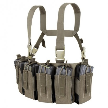 Condor® Barrage Chest Rig (US1051-025) - Ranger Green