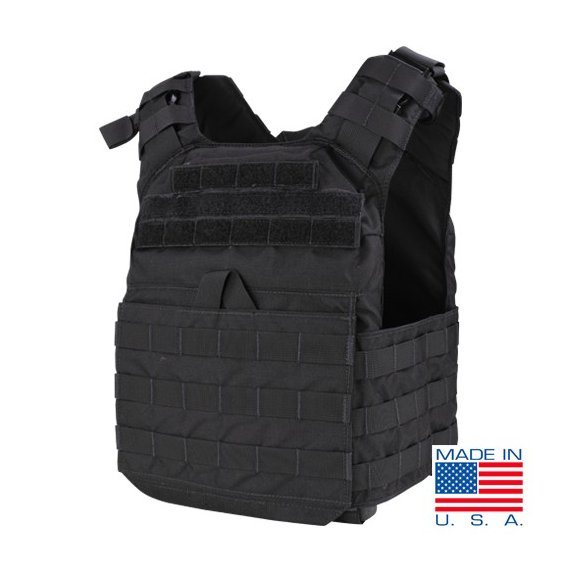 Condor® Cyclone Lightweight Plate Carrier (US1020-002)- Black