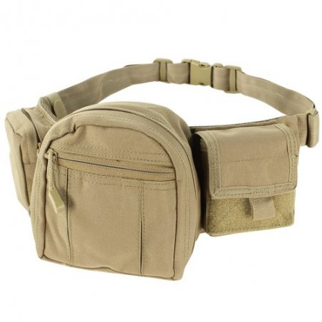 Condor® Fanny Pack (143-003) - Coyote / Tan
