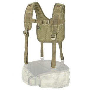 Condor® H-Harness (215-003) - Coyote / Tan