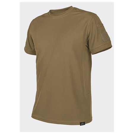 TACTICAL T-Shirt - TopCool - Coyote / Tan