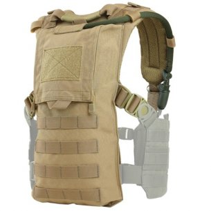 Condor® Hydro Harness (242-003) - Coyote / Tan