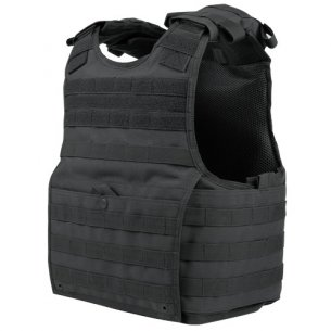 Condor® EXO Plate Carrier (XPC-002) - Black