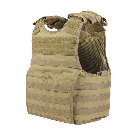 Condor® Kamizelka EXO Plate Carrier (XPC-003) - Coyote / Tan
