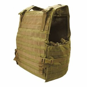 Condor® Kamizelka Modular Plate Carrier (MPC-003) - Coyote / Tan