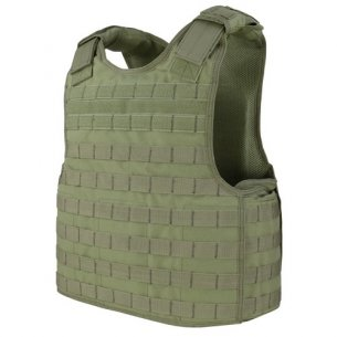 Condor® Defender Plate Carrier (DFPC-001) - Olive Drab