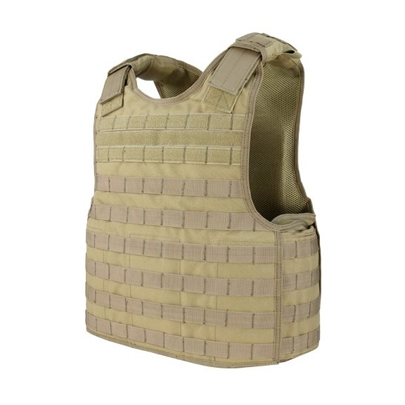 Kamizelka Defender Plate Carrier (DFPC-003) - Coyote / Tan
