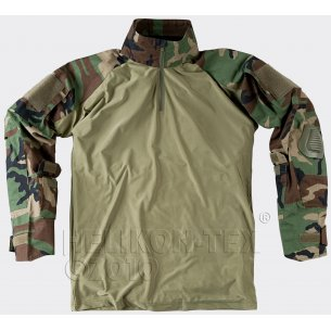 Helikon-Tex® COMBAT Shirt - US Woodland