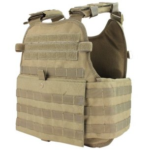 Kamizelka Modular Operator Plate Carrier (MOPC-003) - Coyote / Tan