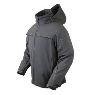Condor® Haze Soft Shell Jacket (614-002) - Black