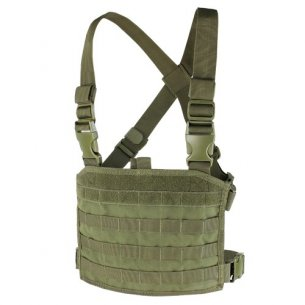 Kamizelka Modular Chest Panel (MCR3-001) - Olive Drab