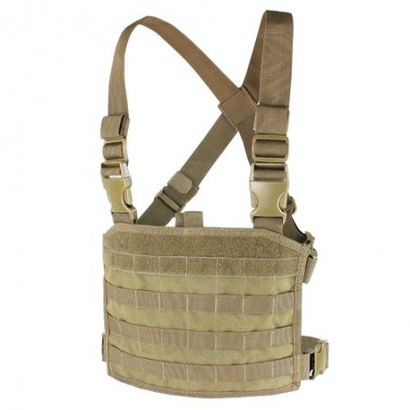 Condor® Modular Chest Panel (MCR3-003) - Coyote / Tan