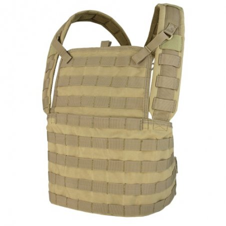 Modular Chest Rig I (MCR1-003) - Coyote / Tan