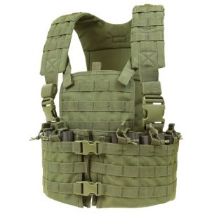 Condor® Kamizelka Modular Chest Set (CS-001) - Olive Drab