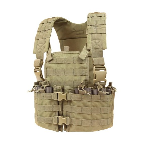 Kamizelka Modular Chest Set (CS-003) - Coyote / Tan