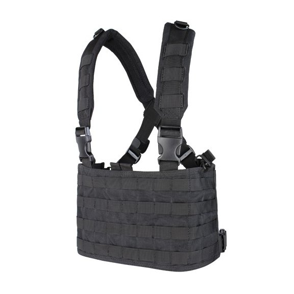 OPS Chest Rig (MCR4-002) - Black
