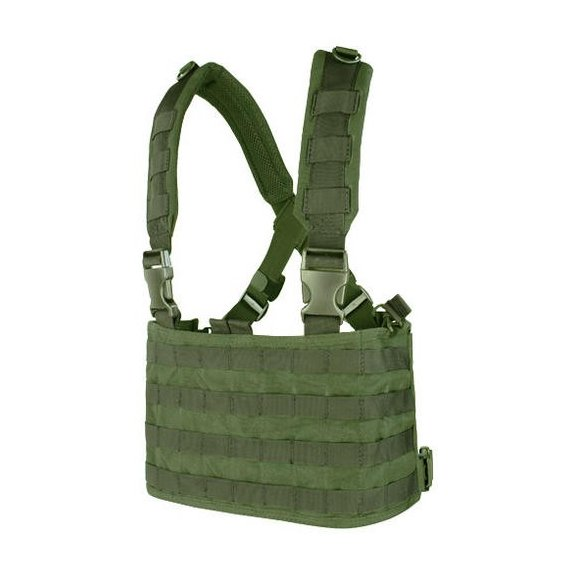 OPS Chest Rig (MCR4-001) - Olive Drab