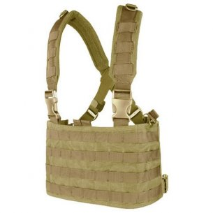 Condor® OPS Chest Rig (MCR4-003) - Coyote / Tan