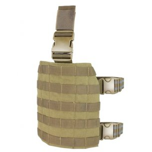 Condor® Panel udowy molle Drop Leg Platform (MA1-003) - Coyote / Tan