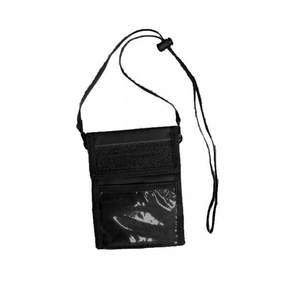 Passport/ID Holder (208-002) - Black