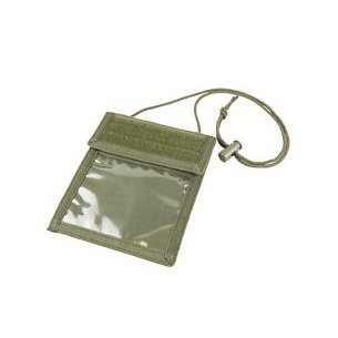 Kieszeń na dokumenty Passport/ID Holder (208-001) - Olive Drab