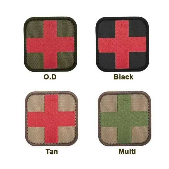 Medic Patch (231-001) - Olive Drab