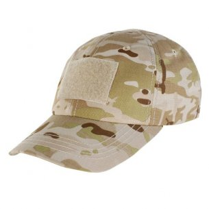 Condor® Czapka Tactical Cap (TC-022) - MultiCam Arid