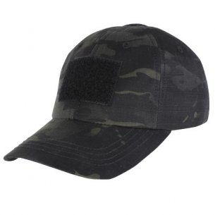 Condor® Tactical Cap (TC-021) - MultiCam Black