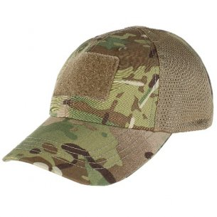 Mesh Tactical Cap (TCM-008) - MultiCam