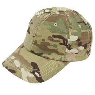 Tactical Team Cap (TCT-008) - MultiCam