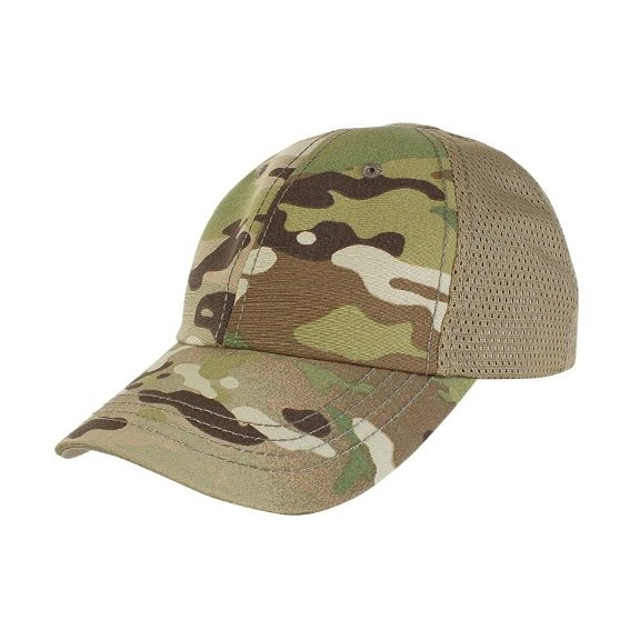 Czapka Mesh Tactical Team Cap (TCTM-008) - MultiCam