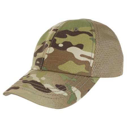 Condor® Mesh Tactical Team Cap (TCTM-008) – MultiCam
