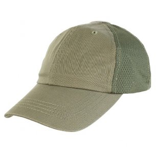 Condor® Mesh Tactical Team Cap (TCTM-001) – Olive Drab