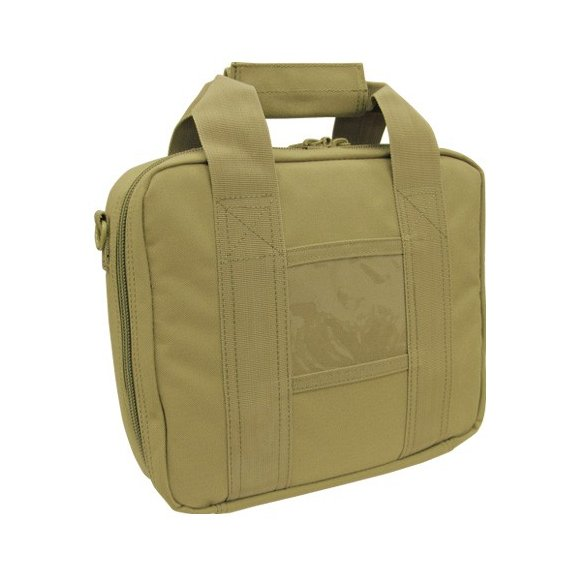 Torba Pistol Case (149-003) – Coyote / Tan