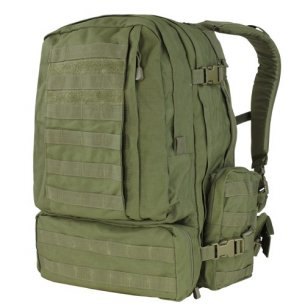 Plecak 3-Days Assault Pack (125-001) - Olive Drab