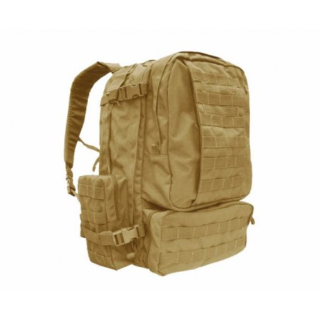 Plecak 3-Days Assault Pack (125-003) - Coyote / Tan