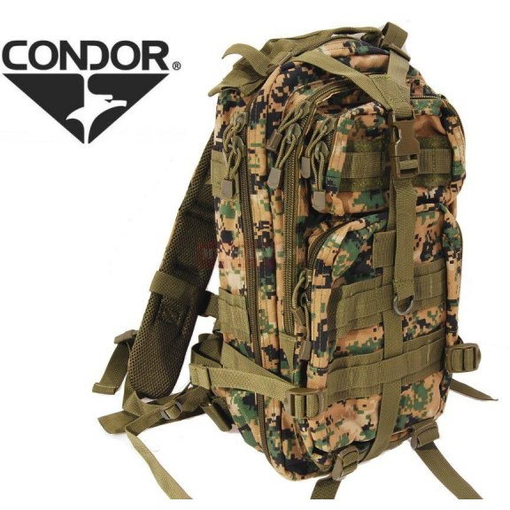 Compact Assault Pack (126-005) - Marpat
