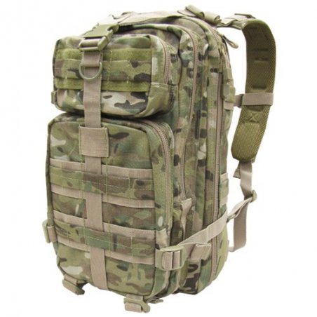 Plecak Compact Assault Pack (126-008) - MultiCam