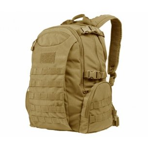 Plecak Commuter Pack (155-003) - Coyote / Tan
