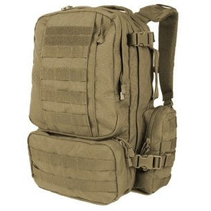 Condor® Convoy Outdoor Pack (169-003) - Coyote / Tan
