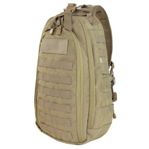 Condor® Solo Sling Bag (163-003) - Coyote / Tan
