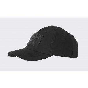 Helikon-Tex® Baseball WINTER Cap - Shark Skin - Black