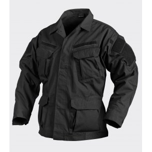 Helikon-Tex® SFU Next® (Special Forces Uniform Next) Shirt - Ripstop - Black
