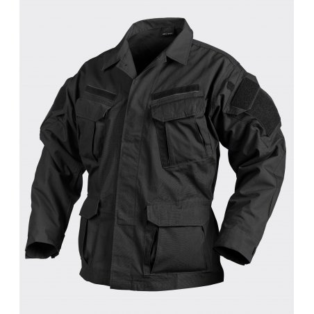 Helikon-Tex® SFU Next® (Special Forces Uniform Next) Jacke - Ripstop - Schwarz