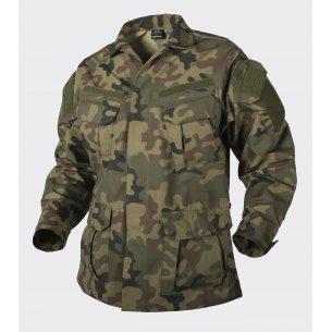 Helikon-Tex® SFU Next® (Special Forces Uniform Next) Jacke - Ripstop - PL Woodland